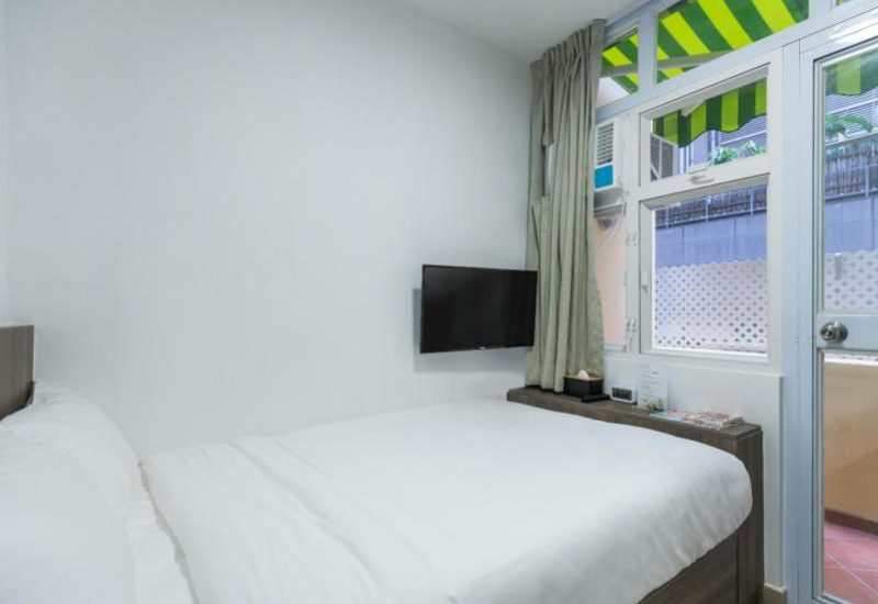 hong kong central serviced apartment for rent #1