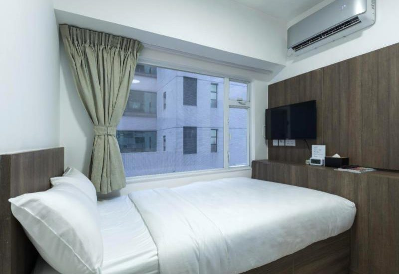 hong kong central serviced apartment for rent #2
