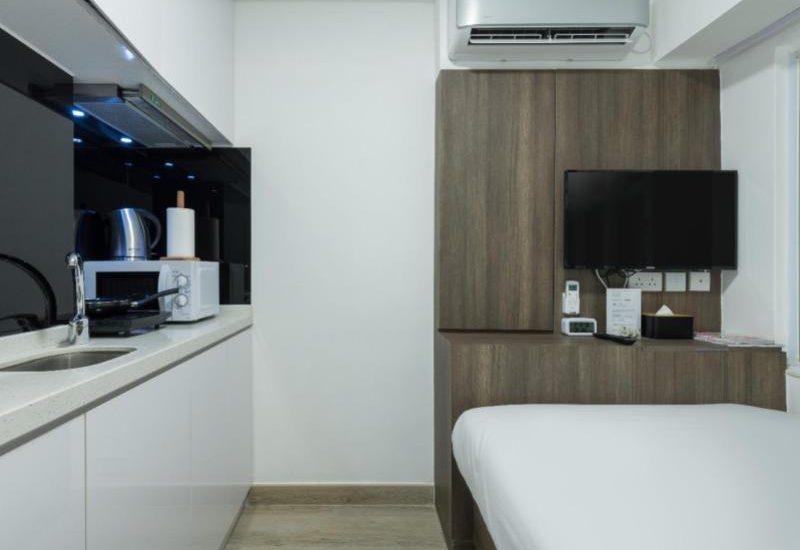 香港中環服務式住宅出租 #3