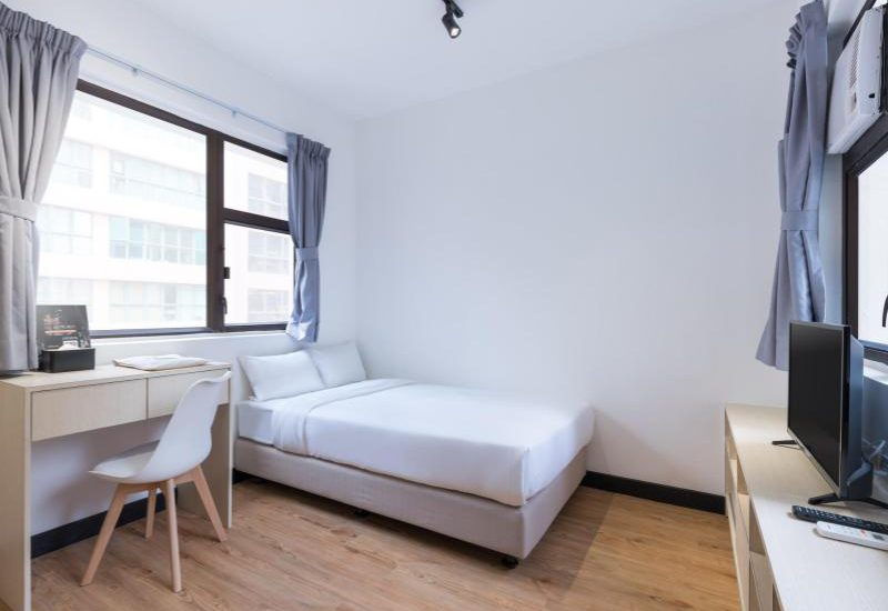 hong kong tsim sha tsui coliving space #912