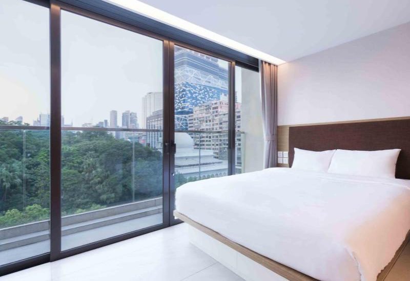 hong kong kowloon tsim sha tsui serviced apartment #33