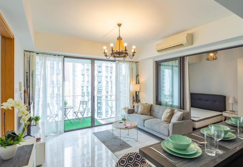 singapore cbd serviced coliving apartment for rent Beacon #1