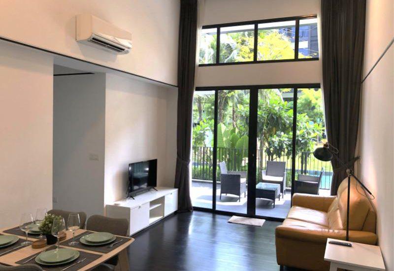 singapore pasir panjang serviced coliving apartment for rent village #4