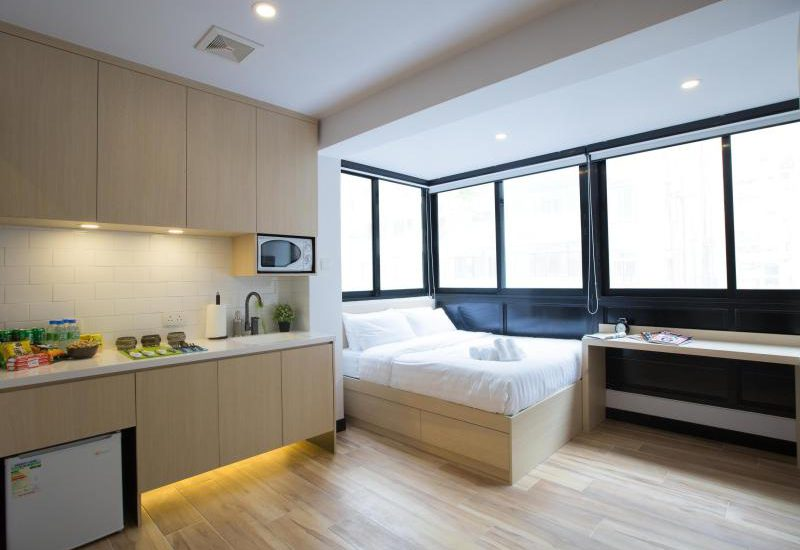 Dash Living hong kong causeway bay serviced apartment for rent