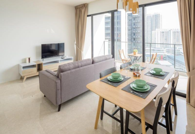 Dash Living Singapore coliving space Clement Canopy