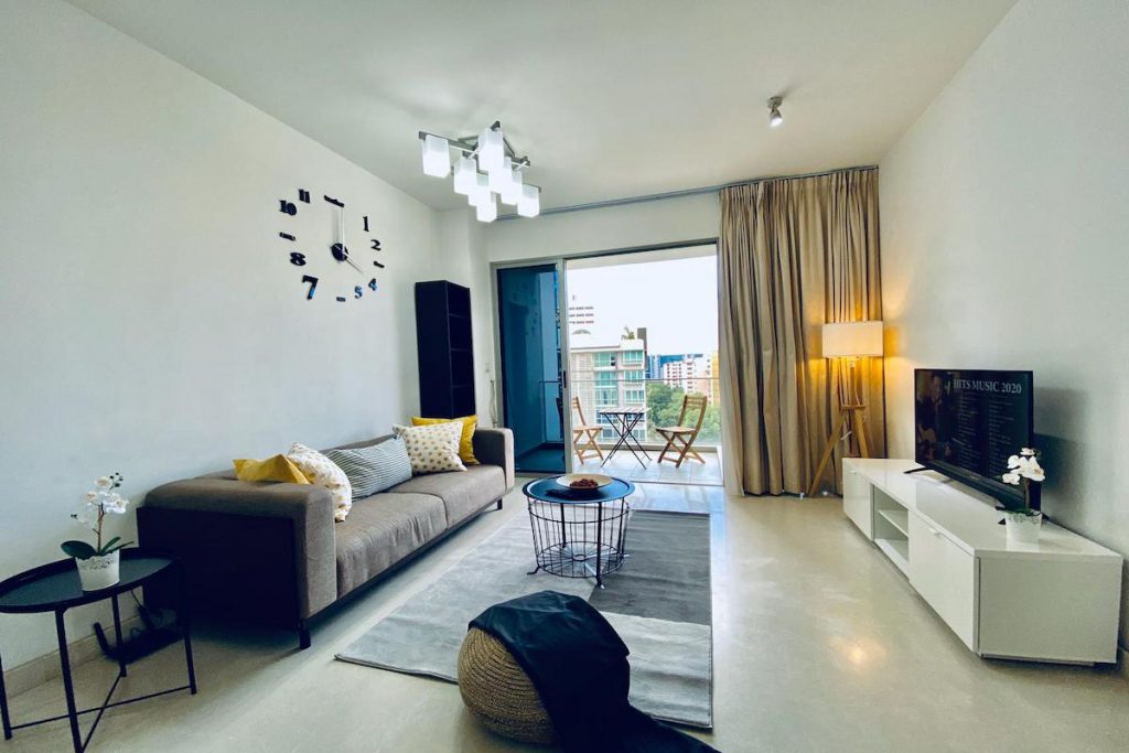 Dash Living Singapore - Fully Furnished Apartments Coliving for Rent
