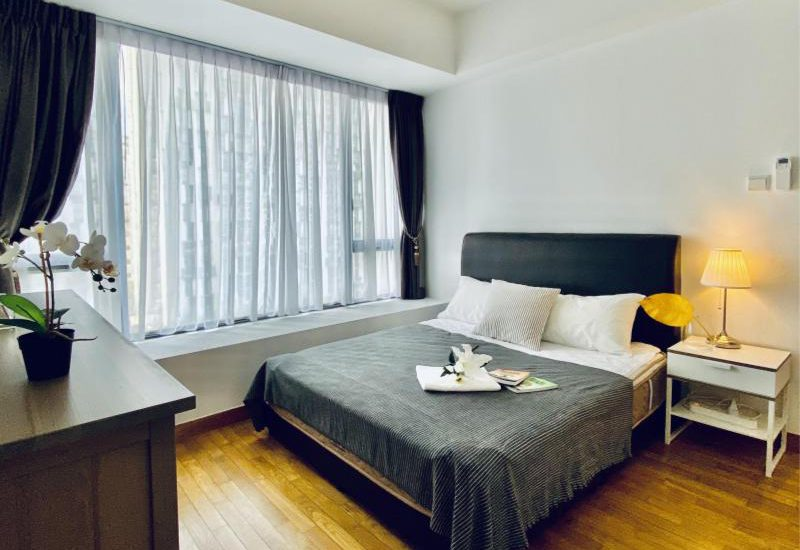singapore cbd serviced coliving apartment for rent Beacon #2