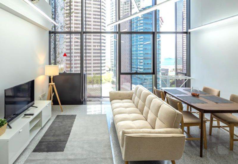 singapore cbd serviced coliving apartment for rent PS100 #1
