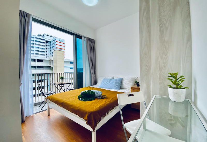 singapore geylang serviced coliving apartment for rent TRE Residences