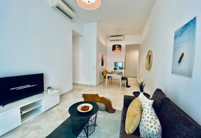 singapore pasir panjang serviced coliving apartment for rent luxe ville