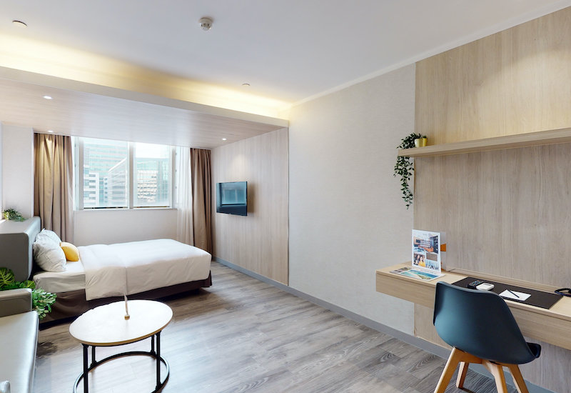 Long Stay Hotel Residences Tsim Sha Tsui