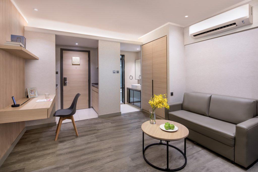 Dash Living Hotel Residence Tsim Sha Tsui