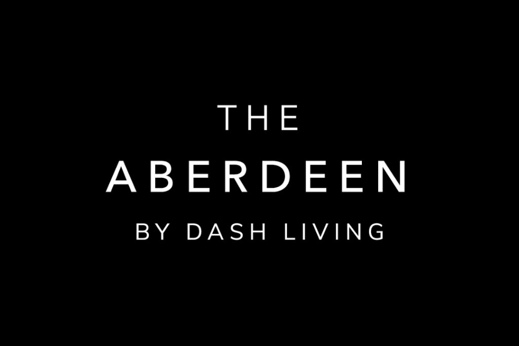 The Aberdeen by Dash Livin