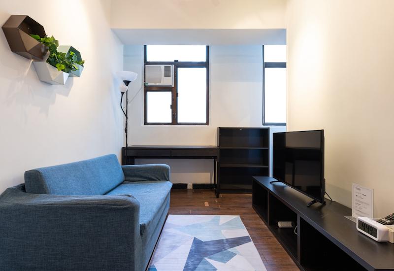 Wan Chai 1-Bedroom Suite